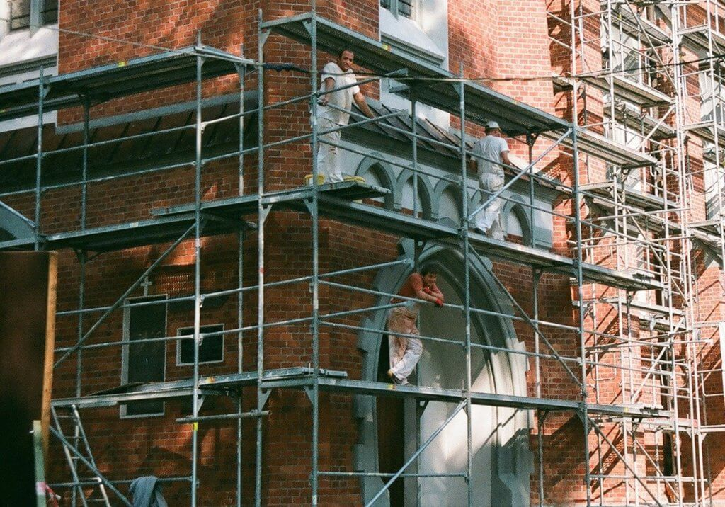 Restauro facciata