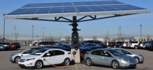 Fotovoltaico per Auto elettrica